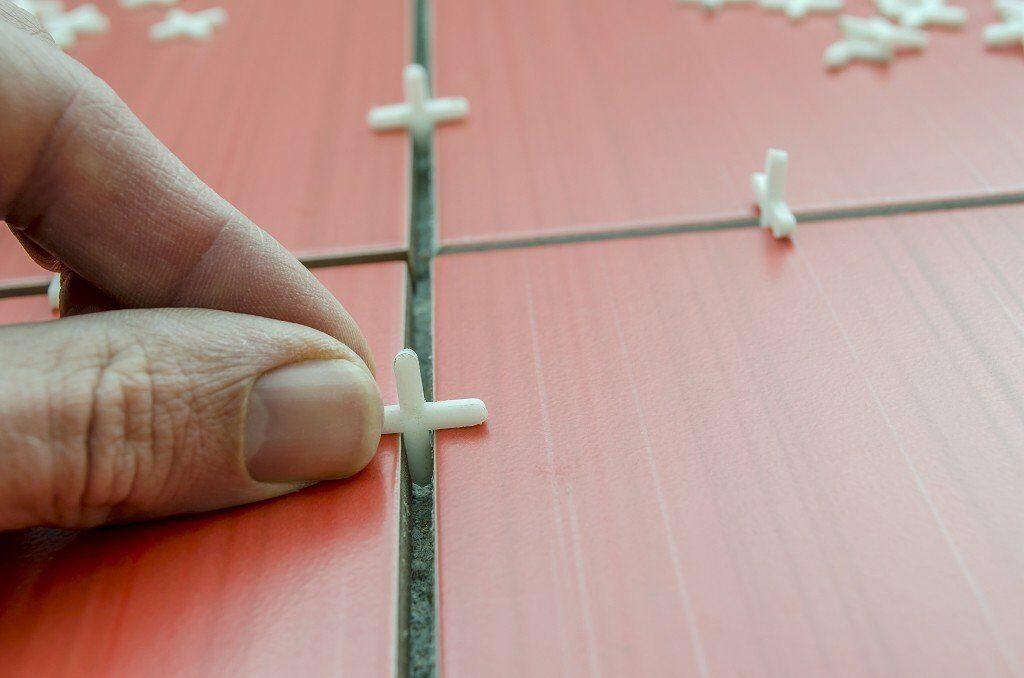 Выемка крестиков