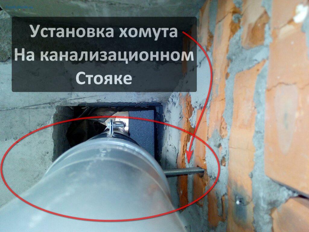 Замена стояков канализации в многоквартирном доме